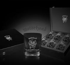 MOTÖRHEAD - WHISKEY GLASSES (6-PACK)